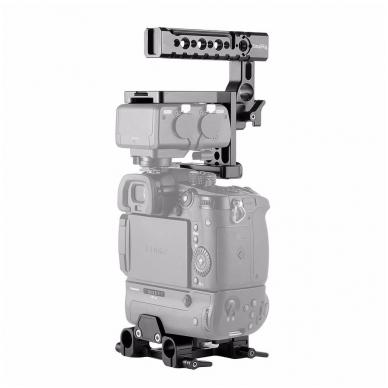 SmallRig 2067 HALF CAGE Kit w/ Batt. Grip 4