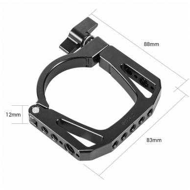 SmallRig 2412 Mounting Clamp 2