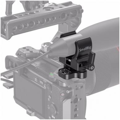 SmallRig 2489 Shotgun Microphone Holder 6