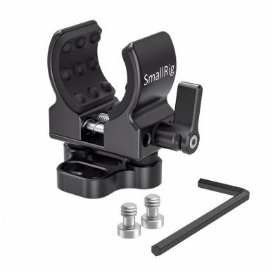 SmallRig 2489 Shotgun Microphone Holder 4