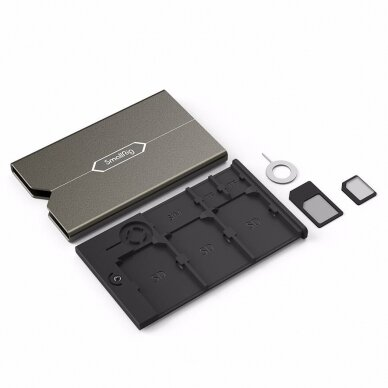 SmallRig 2832 Memory Card Case 3