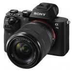 Sony A7 Mark II + Sony fotopamokos