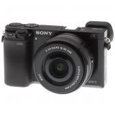 Sony A6000 + Sony fotopamokos