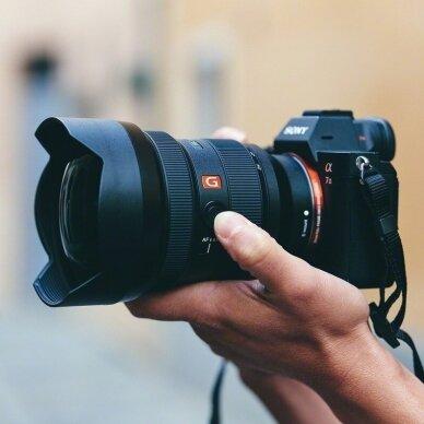Sony 12-24mm f2.8 GM 4