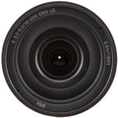 Sony 18-200mm f3.5-6.3 OSS LE 3