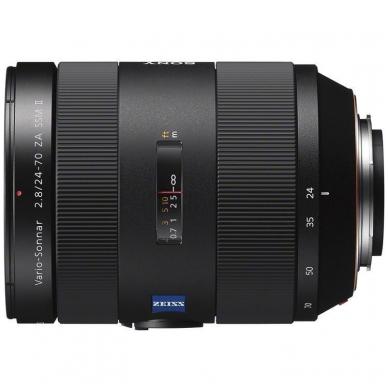 Sony 24–70 mm F2.8 Macro ZA SSM II 2