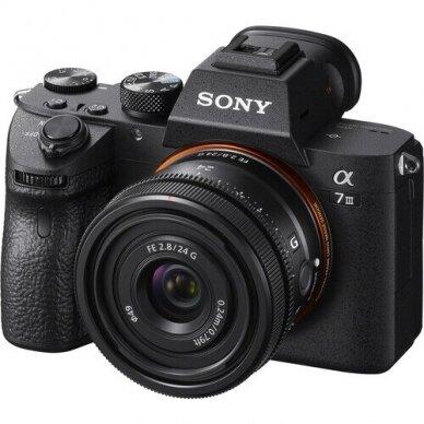 Sony 24mm f2.8 G 3