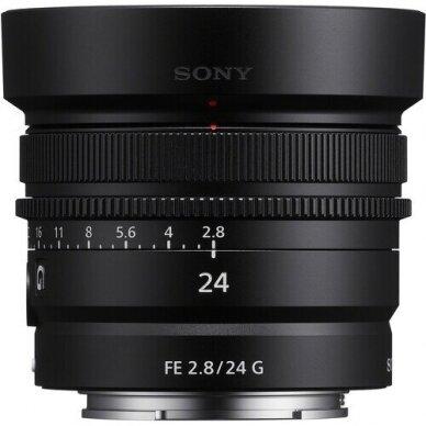 Sony 24mm f2.8 G 2
