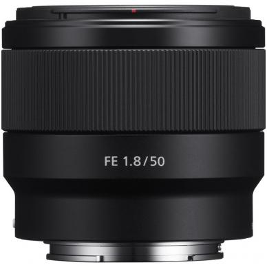 Sony 50mm f1.8 FE 2