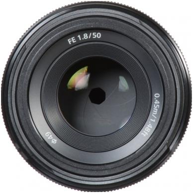 Sony 50mm f1.8 FE 3
