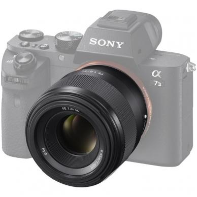 Sony 50mm f1.8 FE 4
