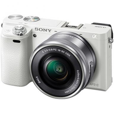 Sony A6000 6