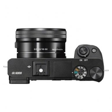 Sony A6000 3