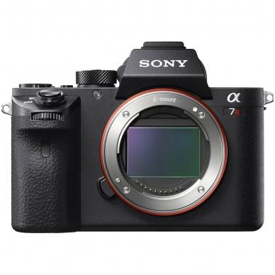 Sony A7R II + Sony fotopamokos