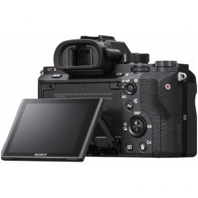 Sony A7R II + Sony fotopamokos 2