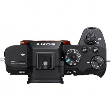 Sony A7R II + Sony fotopamokos 3