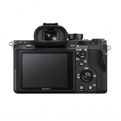 Sony A7R II + Sony fotopamokos 4