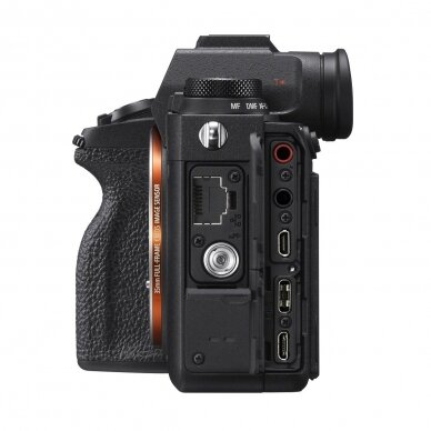 Sony A9 Mark II 4