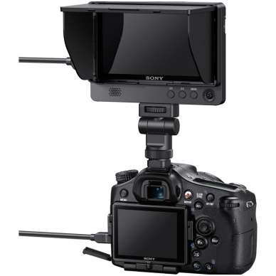 Sony CLM-FHD5 Clip-on LCD monitorius 4