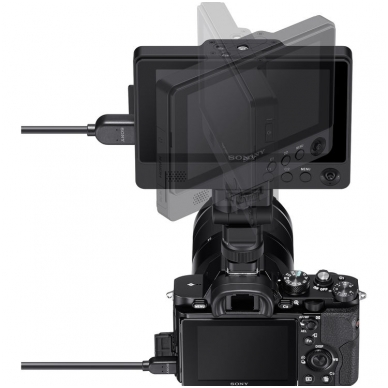 Sony CLM-FHD5 Clip-on LCD monitorius 6