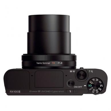 Sony Cyber-shot DSC-RX100 III 3