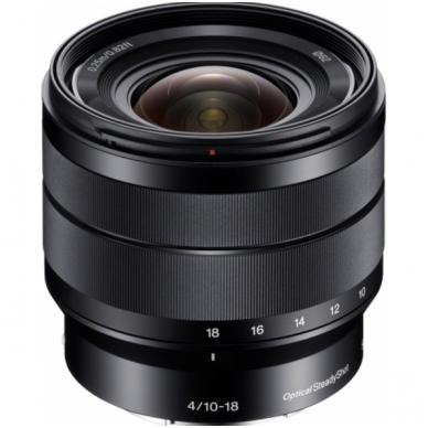 Sony E 10-18mm f4 OSS