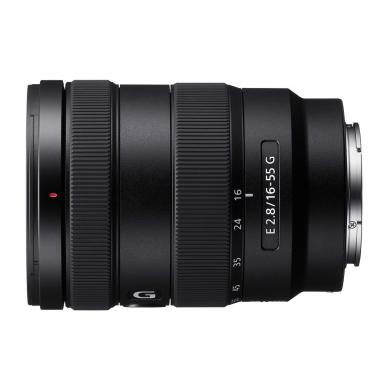 Sony E 16-55mm f2.8 G 2