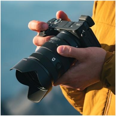 Sony E 16-55mm f2.8 G 4