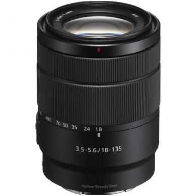 Sony E 18-135mm F3.5-5.6 OSS 3