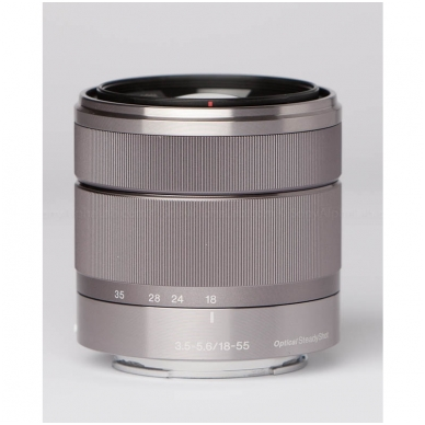 Sony E 18-55mm F3,5–5,6