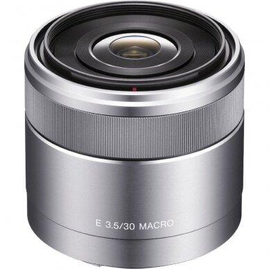 Sony E 30mm f3.5 Macro 2