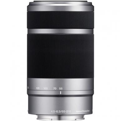 Sony E 55-210mm f4.5-6.3 OSS 2
