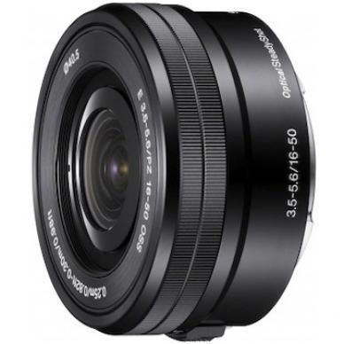 Sony E PZ 16-50mm F3,5-5,6 OSS