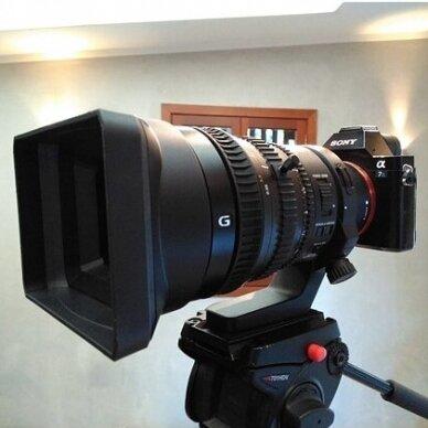 Sony E PZ 18-110mm f4 G OSS 4