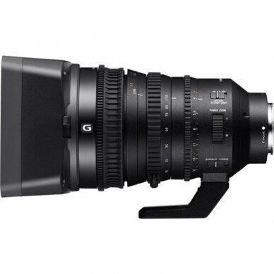 Sony E PZ 18-110mm f4 G OSS 2