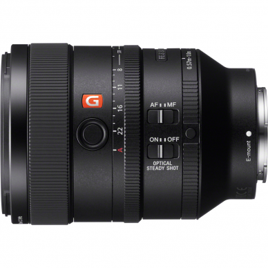 Sony FE 100mm f2.8 STF GM OSS 2