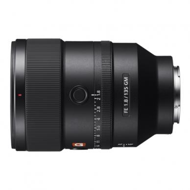 Sony FE 135mm f1.8 GM 2