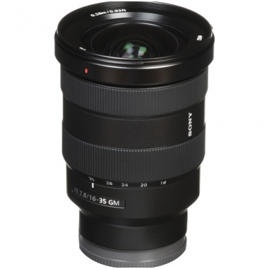 Sony FE 16-35mm f2.8 GM (SEL1635GM) 3
