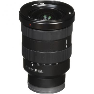 Sony FE 16-35mm f2.8 GM 3
