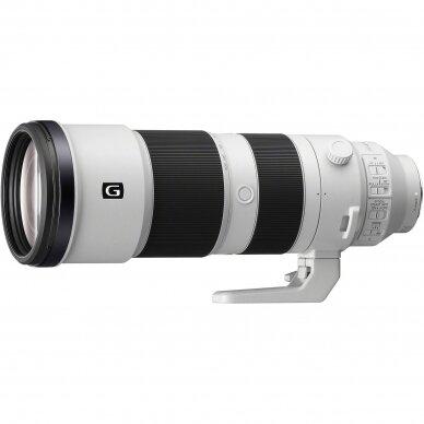 Sony FE 200-600mm f5.6-6.3 G OSS 2