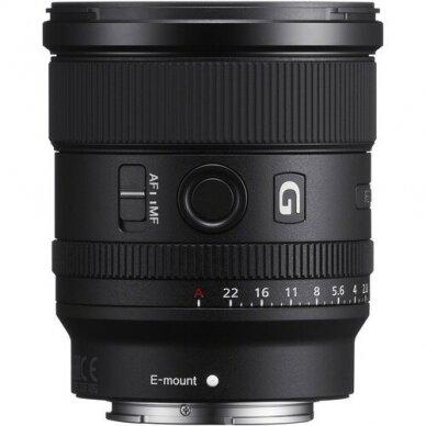 Sony FE 20mm f1.8 G 3