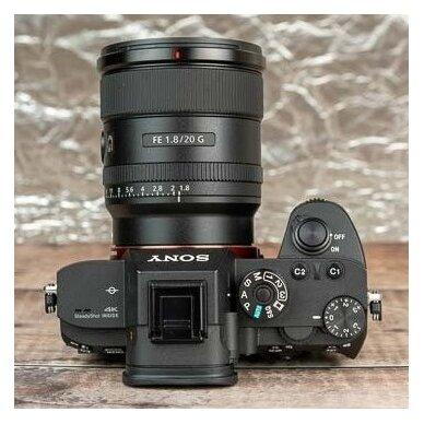 Sony FE 20mm f1.8 G 5