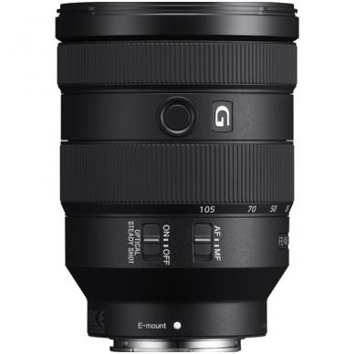 Sony FE 24-105mm f4 G OSS 2
