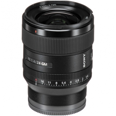 Sony FE 24mm f1.4 GM 3