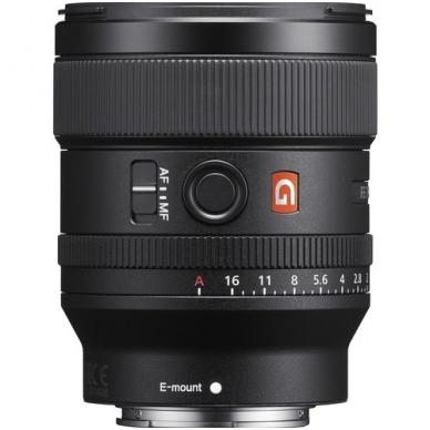 Sony FE 24mm f1.4 GM 2