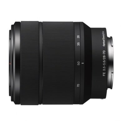 Sony FE 28-70mm f3.5-5.6 OSS 2