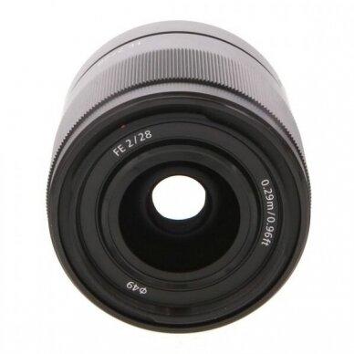 Sony FE 28mm f2 2