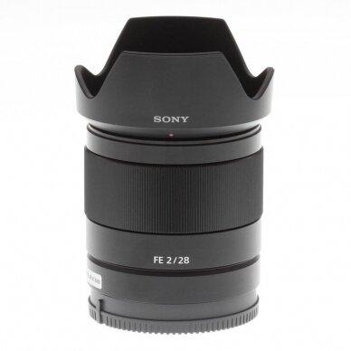 Sony FE 28mm f2 3
