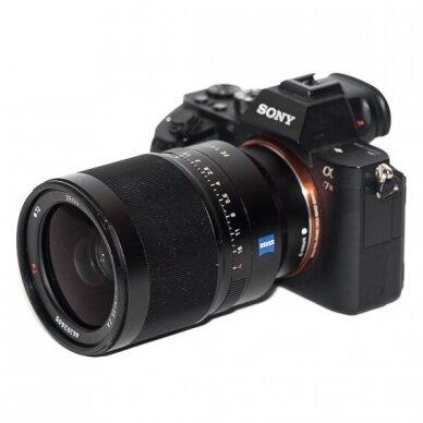 Sony FE 35mm f1.4 Distagon ZA T* 4