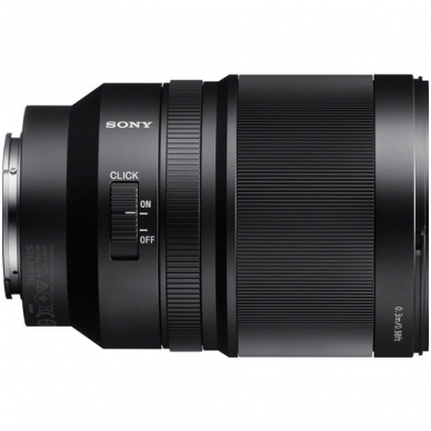 Sony FE 35mm f1.4 Distagon ZA T* 3